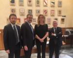 Incontro con il Ministro Stefani su autonomie