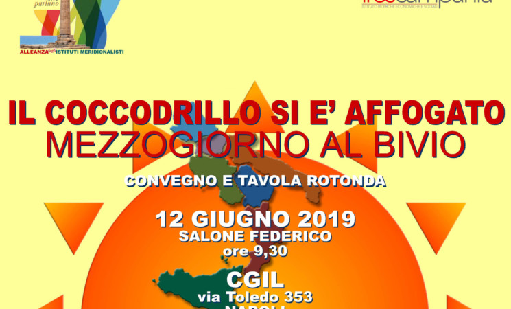 Giannola e Busetta a Napoli alla Cgil