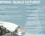 Convegno Aniai: Irpinia: Quale futuro?