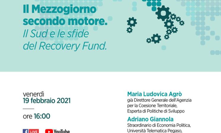 Giannola su Recovery Fund e Sud