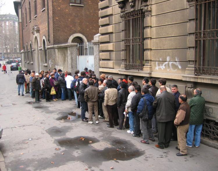 Povertà, Giannola a Uno Mattina
