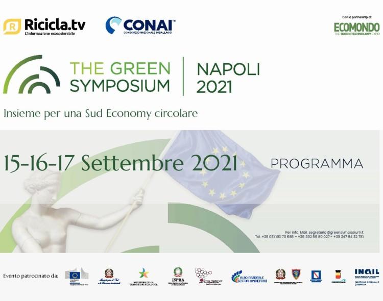 Bianchi al Green Symposium