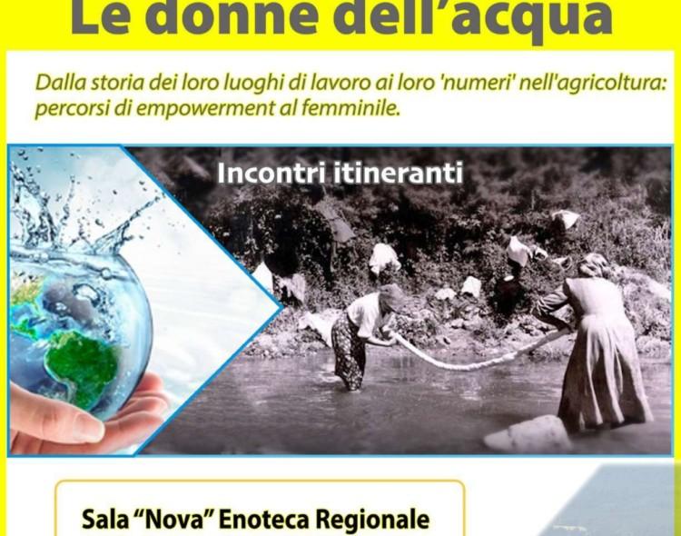Le donne dell'acqua