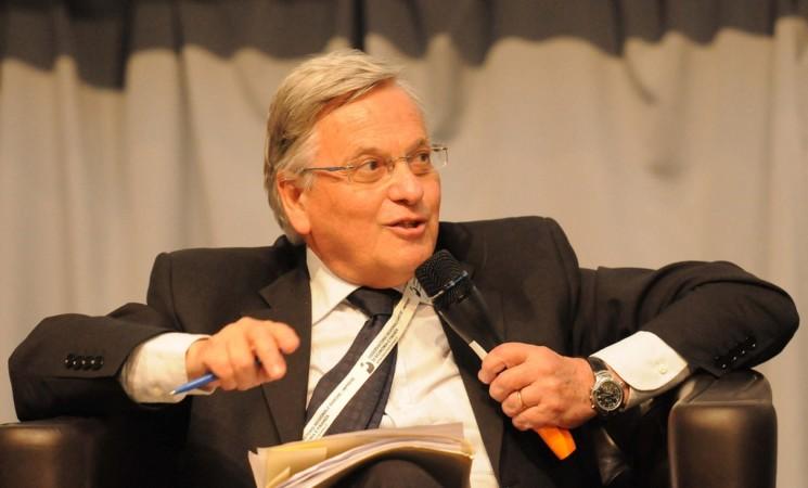 A Giannola Premio Scanno per Economia