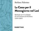 Libro di Palermo sulla Cassa nel Lazio