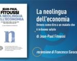Fitoussi, La neolingua dell'economia