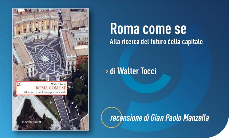 Libro Tocci, Roma come se