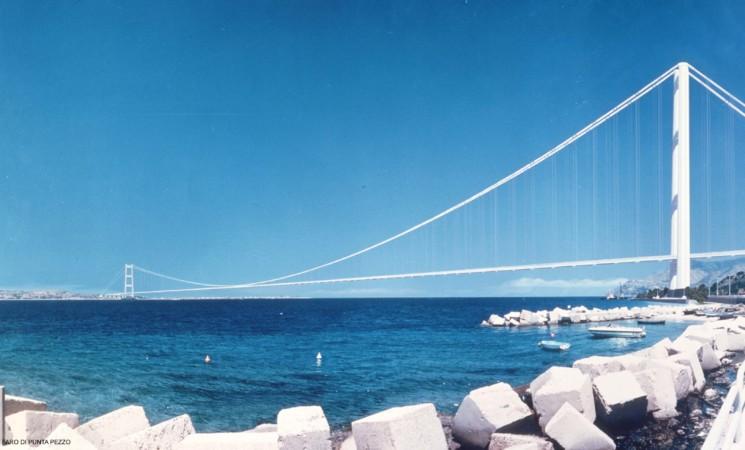 Ponte Stretto non come opera a sè